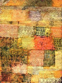 Paul Klee - 1926 - Florentine Villa