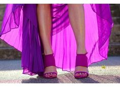 Pop Idols: A Spectrum Of Shoes..I love this colors!!!!
