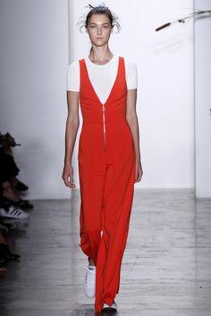 Adam Selman Spring 2016 Ready-to-Wear Fashion Show - Stephanie Joy Field