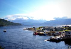 Norris Point - Gros Morne National Park- Western Newfoundland, Canada. Newfoundland Canada, Salt And Water, Places Ive Been, Westerns, Labrador, Trail, National Parks, Scenery, Destinations