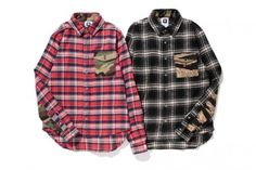 SWAGGER Switch Flannel Shirt