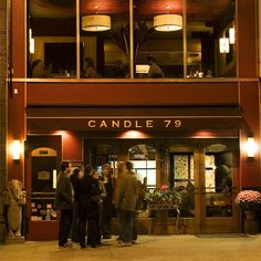 Giving Thanks for Candle 79: A Holiday Dinner @Genevieve Erwin another restaurant in NYC to add to the list
