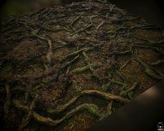 ArtStation - Roots - 100% Substance Designer , Robert Wilinski