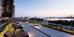 urban inspiration city NEW YORK | Book insight:  The High Line