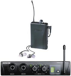 Shure PSM200 Wireless Personal Monitor System - P2TRE2-H2 | Humbucker Music