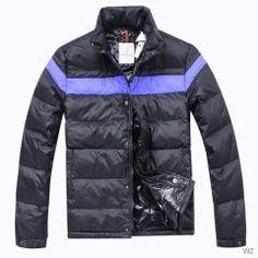 72743acf8558 FR doudoune moncler - Légère Doudoune Moncler homme Gris Foncé Grey,  Jackets, Ski Wear