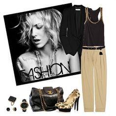 Fashion.me - Looks - SILVIA PRADO