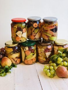 Pickles, Cucumber, Brunch, Sauces, Food, Syrup, Canning, Salads, Essen