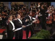 Nessun Dorma - Turandot (José Carreras, Placido Domingo & Luciano Pavarotti) - YouTube