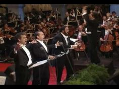Nessun Dorma - Turandot (José Carreras, Placido Domingo & Luciano Pavarotti) I used to watch this Concert on DVD every night with my two Nonno's (Grandfathers/ at different stages of Life) before they sadly passed. We sang and cried together. These are the best memories I am left with. I hope you enjoy these legendary songs and singers as we did. Camille R.