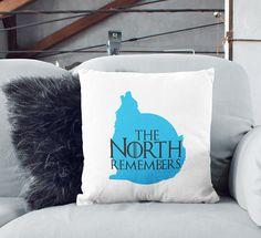 Throw pillow unique home decor designer pillow case tv show