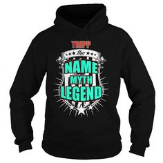 Cool Team TRIPP name myth legend tee shirts Shirts & Tees