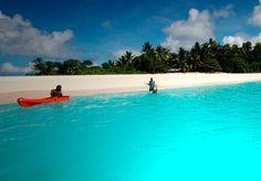 My own Fiji Island
