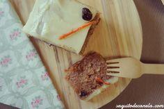 Tarta de zanahoria / Carrot cake