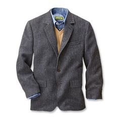 Just found this Tweed Sport Coat - Lightweight Highland Tweed Sport Coat -- Orvis on Orvis.com!