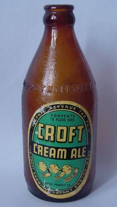 VINTAGE BEER COLLECTIBLES - BOTTLES AND CANS