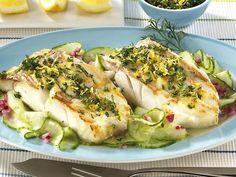 Lecker & leicht: köstliche Fischküche - gebratener-kabeljau  Rezept