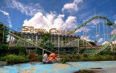 Abandoned Theme Park Nara Dreamland photo