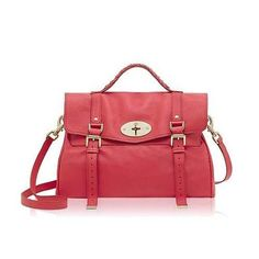 Mulberry Oversized Alexa in Watermelon Soft Buffalo 5aa9721a06216
