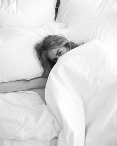 [Bed photography photo picture inspiration cama foto fotografia inspiración] I Slept With a Weighted Blanket for a Month… Here's What Happened
