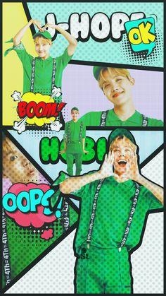 Happy Together JHope Bangtan Comic Jimin Jungkook, Taehyung, Suga Rap, Bts Bangtan Boy, Namjoon, Bts Aegyo, Bts Vmin, Gwangju, Jung Hoseok