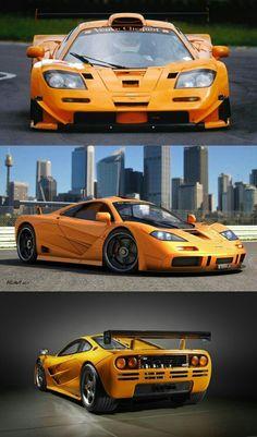 McLaren F1 LM #McLarenCar #McLarenSupercar