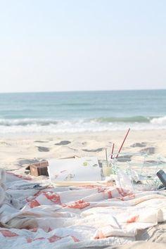 #Beachy #Picnic #Summer