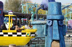 Movie Park Germany | Spongebob Schwammkopf Splash Bash | Flickr - Photo Sharing!