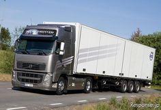 UDトラックス、販売子会社でボルボトラックの取扱いを開始   車選び.com