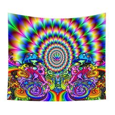 Pin On Trippy Tapestries