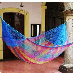 Novica Maya Artists of Yucatan Hammock | Wayfair
