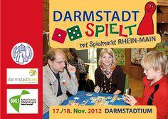 """Der Spielekreis Darmstadt e.V. und der Bund der Deutschen Katholischen Jugend (BDKJ) Darmstadt laden am Wochenende zum 18. Mal zu """"Darmstadt spielt!"""" ein"""