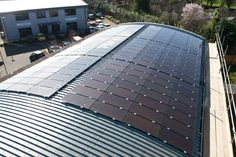 Felspartners Kalzip Solar Solutions Another Roofing
