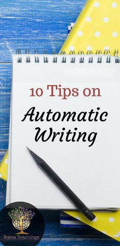 Tips from a trance channel on how to automatic write Writing Advice, Writing A Book, Writing Prompts, Writing Ideas, Psychic Development, Spiritual Development, Spiritual Enlightenment, Spiritual Awakening, Altered State Of Consciousness