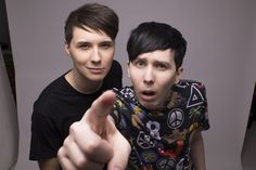 The Amazing Book is Not on Fire: YouTuber authors Dan and Phil top bestseller chart | London Life | Lifestyle | London Evening Standard