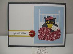 Lynda's Quiet Time: Sick Owl instructions in blog post