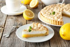 With the crumbly base, flavourful filling and fluffy meringue topping, this pie is nothing short of perfect. Sugar Cravings, Food Cravings, Best Time To Eat, Lemon Cheese, Kinds Of Pie, Gluten Free Pie, Lemon Meringue Pie, Tahini, Couscous