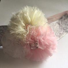 Pastel Lace Headband