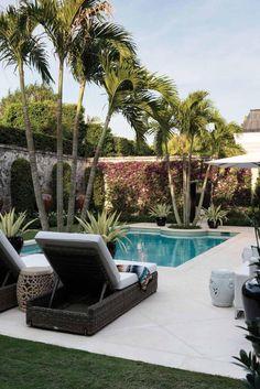 Reinventing Palm Beach Style by Les Ensembliers - MyHouseIdea