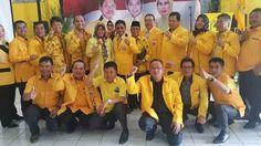 Desas-desus Rakerda Golkar, Sachrudin Masuk Bursa Cawalkot Tangerang