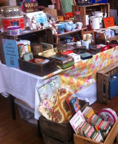 Lost Property Vintage at the Bows and Braces Vintage Fair