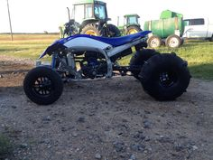 Another pic of my yfz 488 big bore
