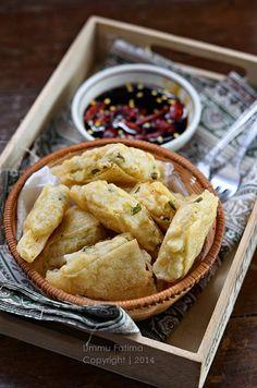 Simply Cooking and Baking...: Tahu Aci Tegal