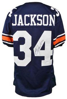 Bo Jackson Autographed Jersey - JSA Witness #SportsMemorabilia #AuburnTigers