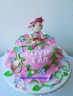 Hello Kitty Cake Milo Disney Cakes Evo