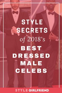 """Check out every round of Style Girlfriend's """"SG Madness"""" 2018 fashion faceoff, and discover the style secrets of this year's best dressed male celebs 