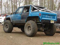 2000 jeep cherokee mud mod - Google Search