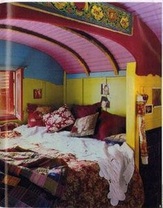 interior divine: French Find: Jeanne Bayol and Gypsy Style