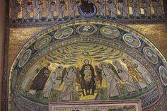 ポレチュ大聖堂モザイク