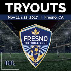 Fresno FC 2018 Open Tryouts | USL